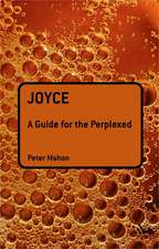 Joyce: A Guide for the Perplexed