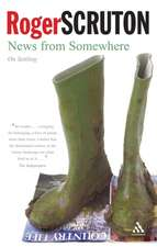 News from Somewhere: On Settling