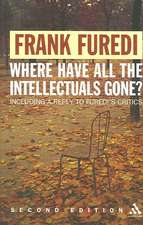 Where Have All the Intellectuals Gone?: Confronting 21st Century Philistinism