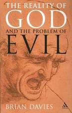The Reality of God and the Problem of Evil