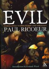 Evil:  A Challenge to Philosophy and Theology