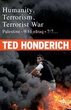Humanity, Terrorism, Terrorist War