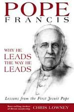 Pope Francis:  Lessons from the First Jesuit Pope