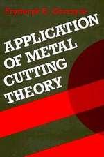 Application of Metal Cutting