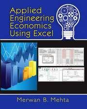 Applied Engineering Economics Using Excel