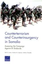 Counterterrorism and Counterinsurgency in Somalia