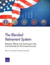 BLENDED RETIREMENT SYSTEM RETEPB