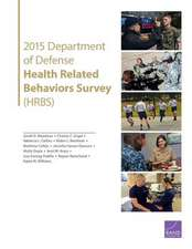 2015 DEPARTMENT OF DEFENSE HEAPB