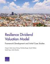RESILIENCE DIVIDEND VALUATION