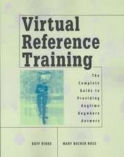 Virtual Reference Training