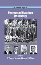 Pioneers of Quantum Chemistry