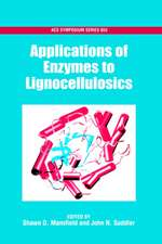 Applications of Enzymes to Lignocellulosics