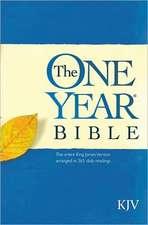 One Year Bible-KJV