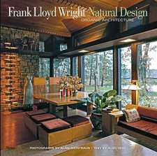 Frank Lloyd Wright:  Lessons for Building Green from an American Original