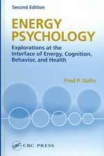 Energy Psychology