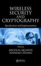Wireless Security and Cryptography