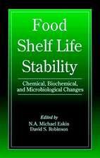 Food Shelf Life Stability
