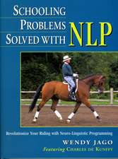 Schooling Problems Solved with Nlp. Wendy Jago Featuring Charles de Kunffy