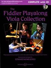 The Fiddler Play-Along Viola Collection:  Viola Music from Around the World