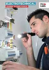 Electrotechnical Learner Training Manual