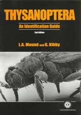 Thysanoptera:  An Identification Guide