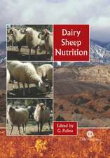 Dairy Sheep Nutrition:  Narratives of Place and Self