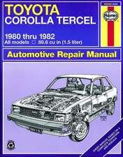 Toyota Corolla Tercel (80 - 82)