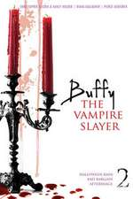 Buffy the Vampire Slayer #2: Halloween Rain; Bad Bargain; AfterImage