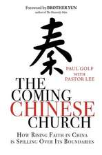The Coming Chinese Church