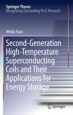 Second-Generation High-Temperature Superconducting Coils and Their Applications for Energy Storage