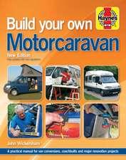 Build Your Own Motorcaravan