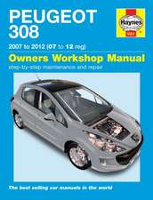Peugeot 308 Service and Repair Manual