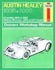 Austin Healey 100/6 & 3000 (56 - 68) Haynes Repair Manual
