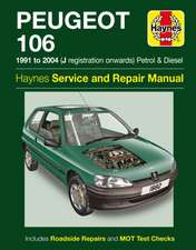 Peugeot 106 Service and Repair Manual