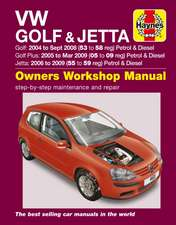 VW Golf & Jetta Service and Repair Manual
