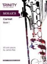 Mosaics for Clarinet