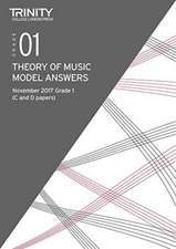 Theory Model Answer Papers Grade 1 Nov 2017