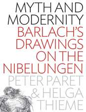 Myth and Modernity:  Barlach's Drawings on the Nibelungen