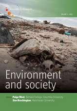 Environment and Society - Volume 3