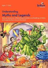 Understanding Myths and Legends