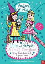 Pets and Parties Activity Storybook
