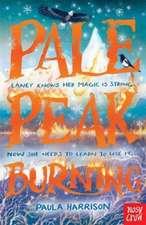 Pale Peak Burning