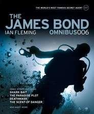 The James Bond Omnibus - (Vol. 006):  The World's Greatest Paleoart