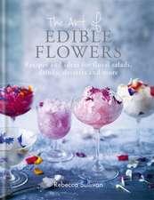 Art of Natural Edible Flowers