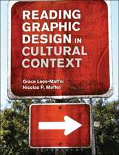 Reading Graphic Design in Cultural Context