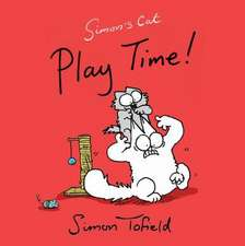 Simon's Cat. Play Time!