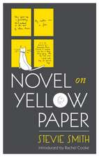 Novel on Yellow Paper