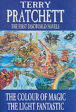 The First Discworld Novels the Colour of Magic and the Light Fantastic:  Conversations on the Curious Laws of Rubber Bridge