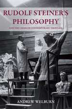 Rudolf Steiner's Philosophy and the Crisis of Contemporary Thought:  The Order of Birth in the Family