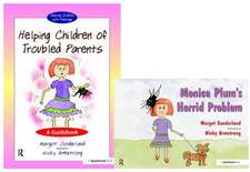 Helping Children of Troubled Parents & Monica Plum's Horrid Problem
